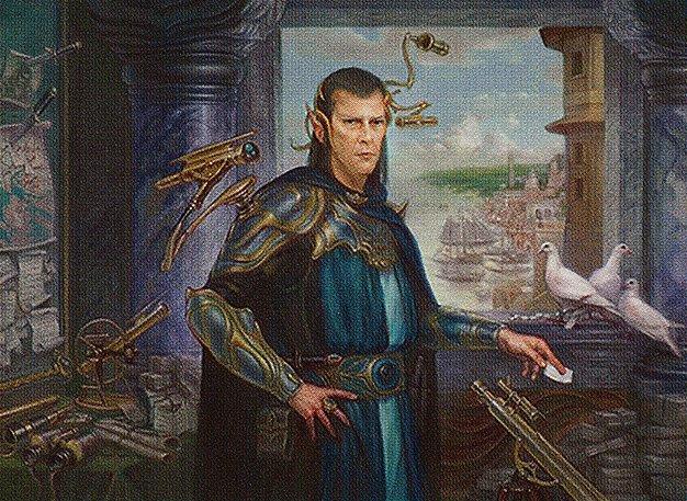 How to start in cEDH - Edric, Spymaster of Trest