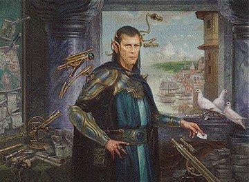 Como começar no cEDH - Edric, Espião-mestre de Trest
