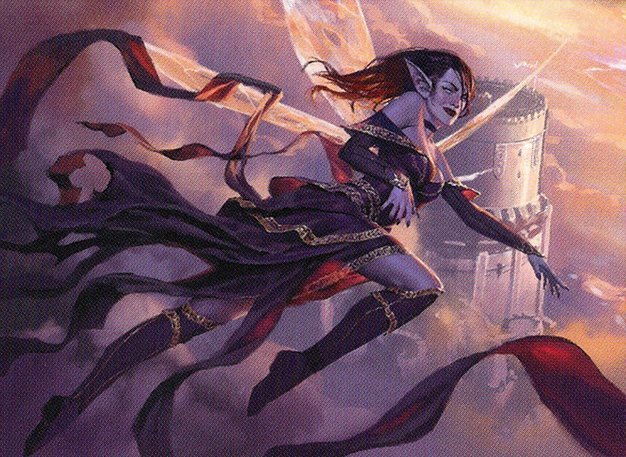 Commander with Eldraine #02 - Alela, Artful Provocateur