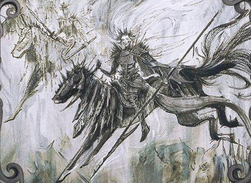 Murderous Rider // Swift End