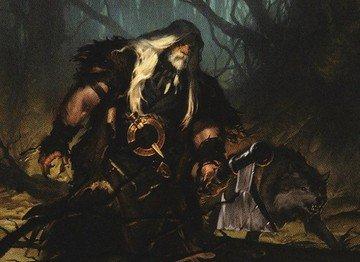 Ulrich of the Krallenhorde // Ulrich, Uncontested Alpha