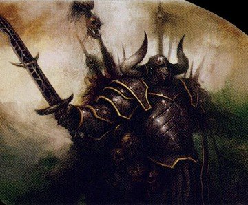 Korlash, Heir to Blackblade