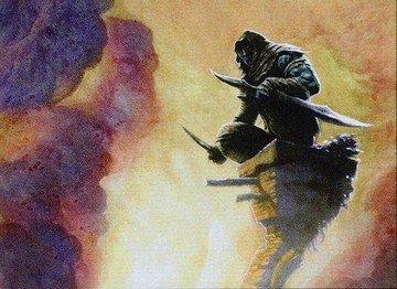 Skarrgan Pit-Skulk | Esquiva-Fosso de Skarrgan - Magic: the Gathering MTG