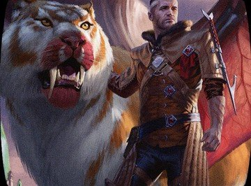 The Ikoria Mastery Pass in MTG Arena