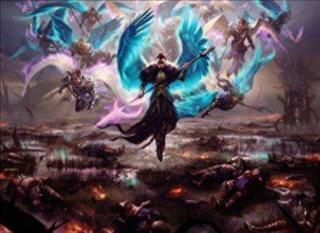 Budgetzando Arena - Orzhov Angels, a vingança vindo pelos céus.