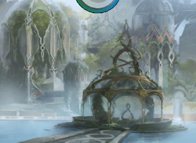 Botanical Sanctum x1 Magic card MTG