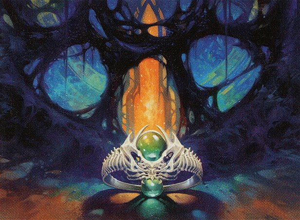 FR//vf 4x ring of xathrid mtg magic m10+ ring of xathrid * mrm