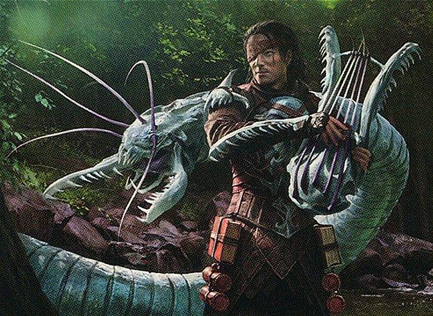 Toolbox no commander: Yisan, the Wanderer Bard