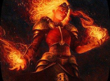 Chandra, Heart of Fire