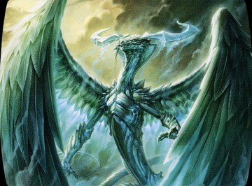Ugin, the Spirit Dragon