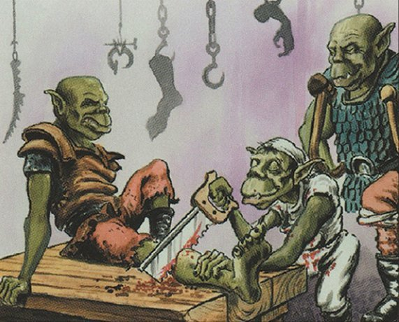 Snow Goblin Aristocrats in Pauper