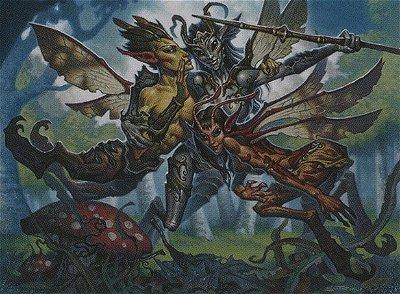 Creature types in Magic - Faerie lore