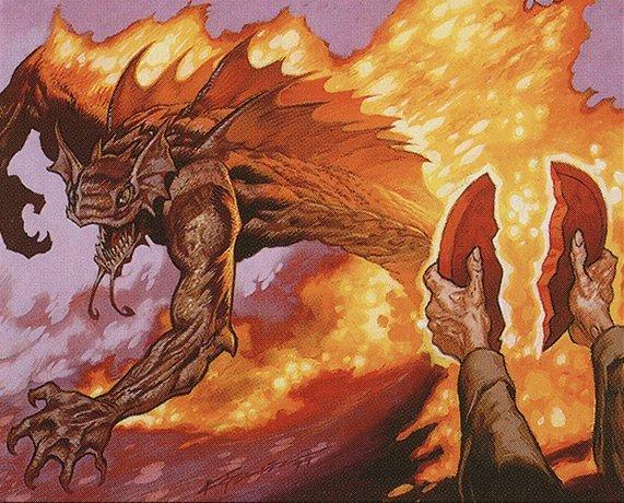 Nemesis Seal of Fire