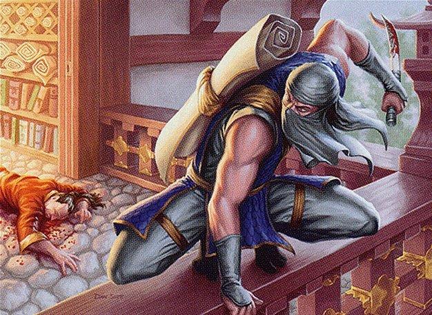 Resultado de imagem para ninja of the deep hours