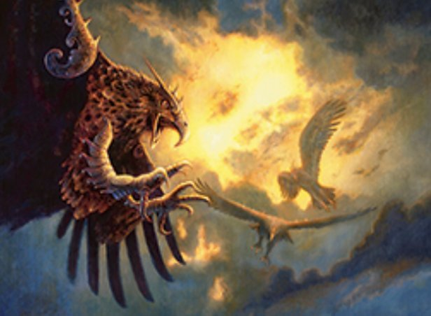 Squadron Hawk - Magic: the Gathering MTG