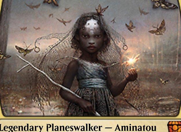 Miracles no Commander - Aminatou, a Forjadora de Destinos