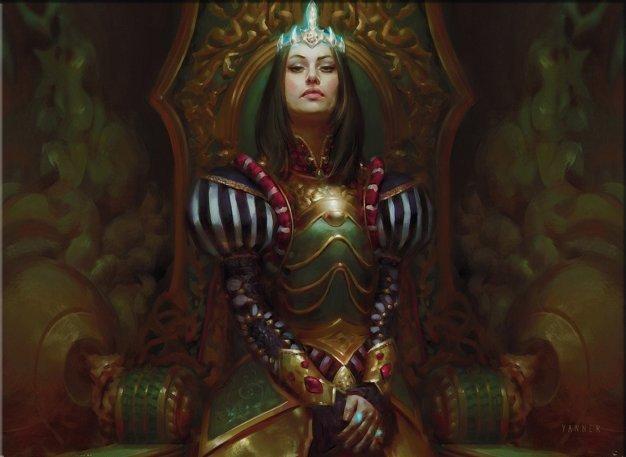 Pillowfort in Commander - Queen Marchesa