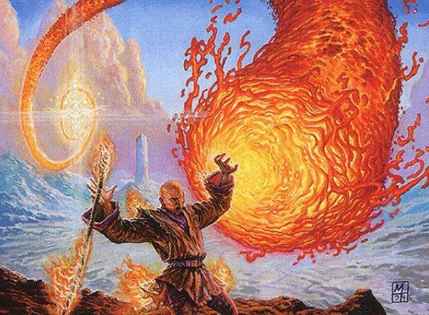 Lava Spike - Magic: the Gathering MTG