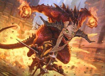 Mayhem Devil