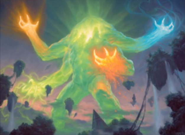 Omnath remains in 50% of Standard Challenge's TOP 32 decklists