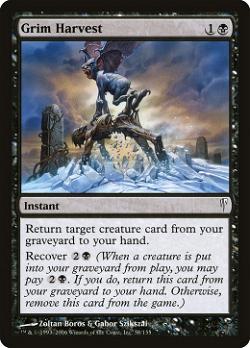 Grim Harvest image
