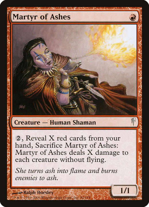 Martyr of Ashes image