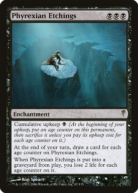 Phyrexian Etchings image