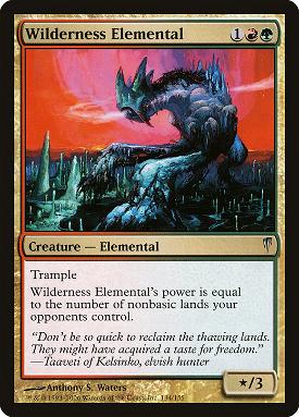 Wilderness Elemental image