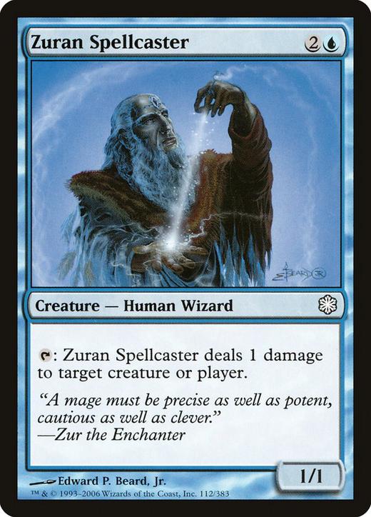 Zuran Spellcaster image