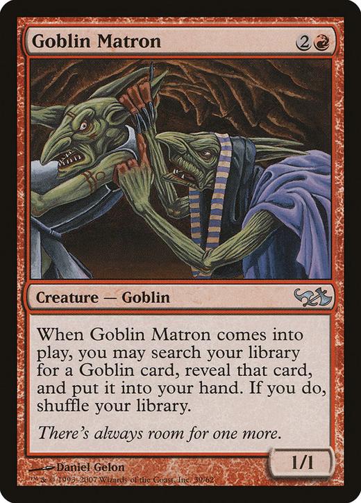 Goblin Matron image