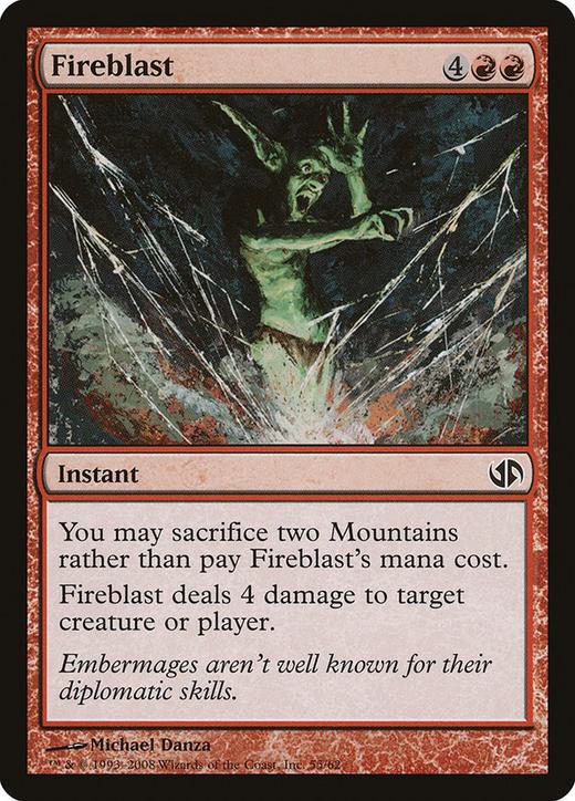 Fireblast image