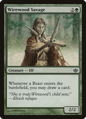 Wirewood Savage image