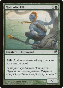 Nomadic Elf image