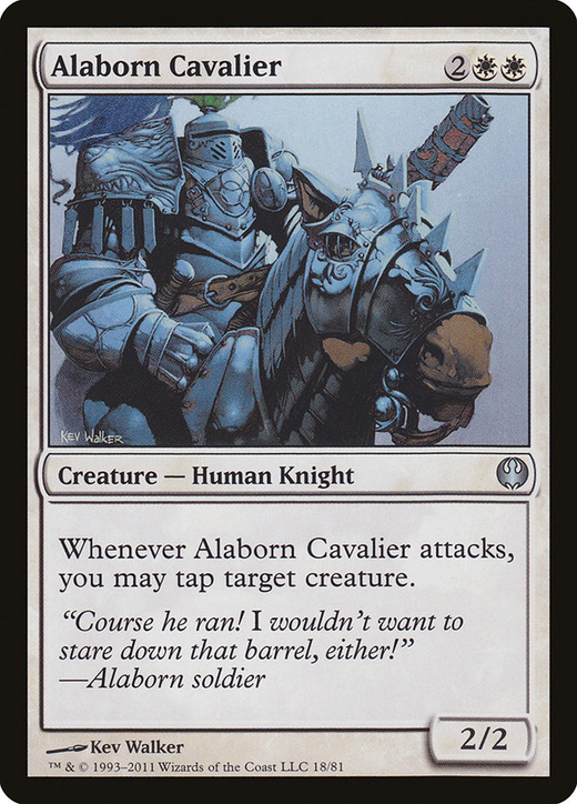 Alaborn Cavalier image