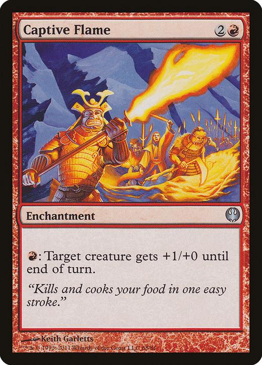 Captive Flame image
