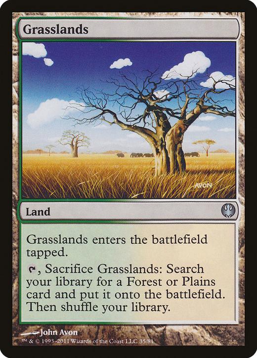 Grasslands image
