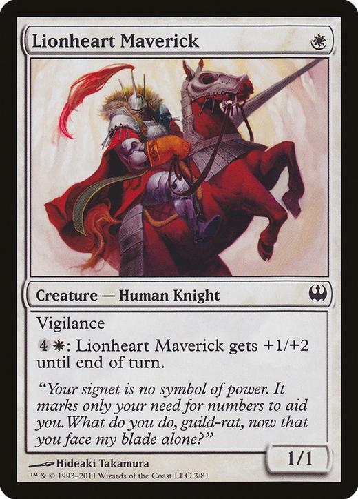 Lionheart Maverick image