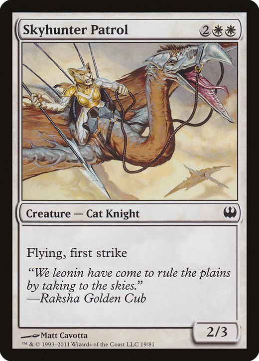 Skyhunter Patrol image
