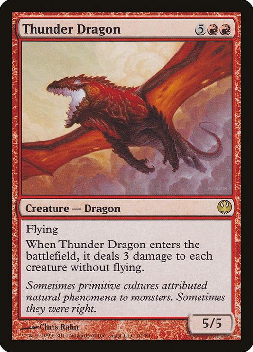Thunder Dragon image