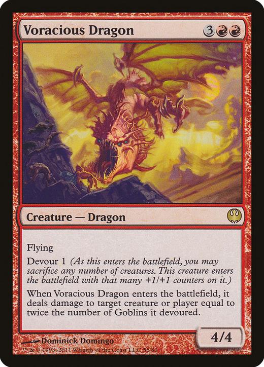 Voracious Dragon image