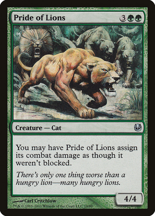 Pride of Lions image