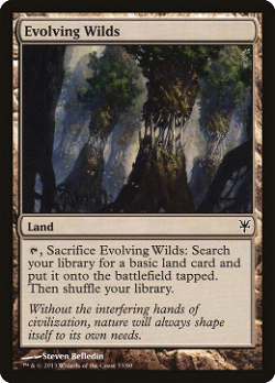 Evolving Wilds image