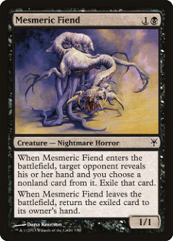 Mesmeric Fiend image