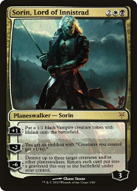 Sorin, Lord of Innistrad image