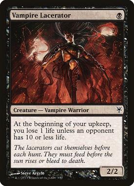Vampire Lacerator image