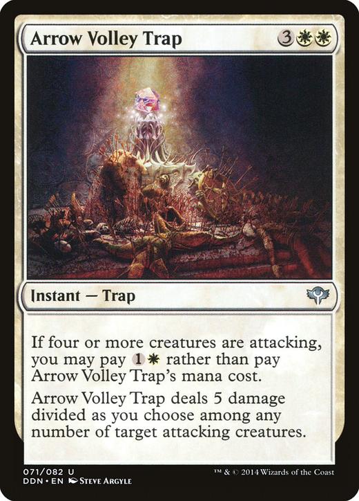 Arrow Volley Trap image