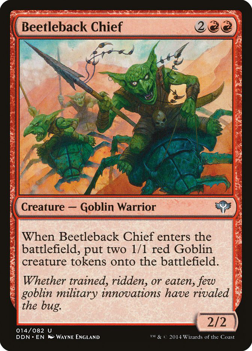 Beetleback Chief image