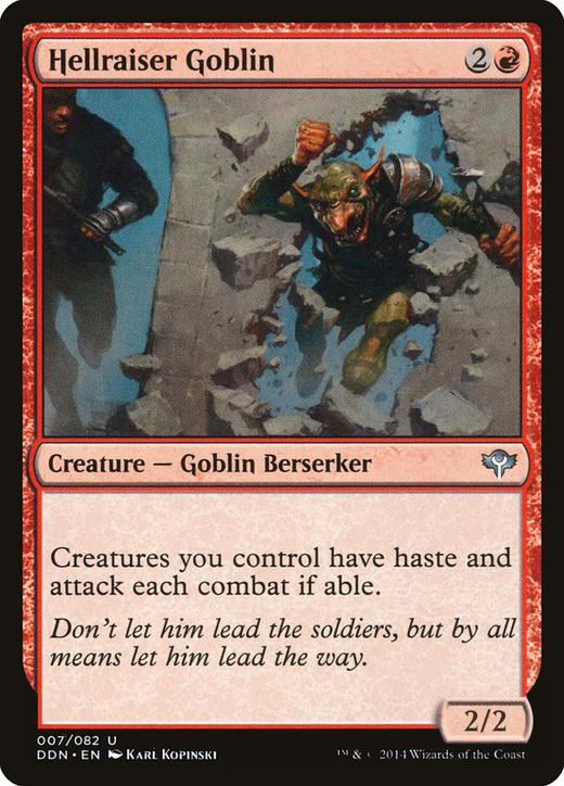 Hellraiser Goblin image