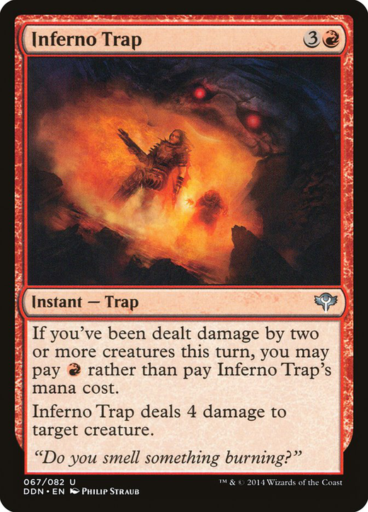 Inferno Trap image