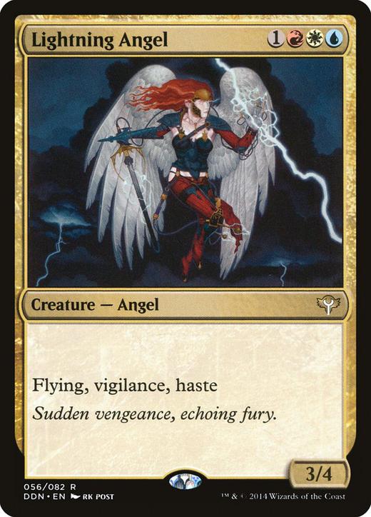 Lightning Angel image